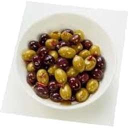 Photo of Black & Green Olives Kg