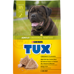 Photo of Tux Dry Dog Food Active 2.5kg