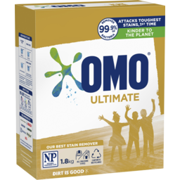 Photo of Omo Laundry Powder Ultimate 1.8 Kg