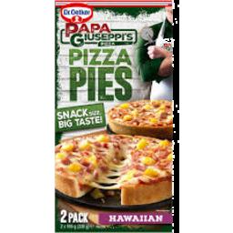 Photo of Papa Giuseppi's Pizza Pie Hawaiian 330g