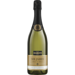 Photo of Hardys Sir James Brut De Brut Pinot Noir Chardonnay
