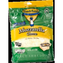 Photo of Dutch Farm Mozzerella Fancy Cheese