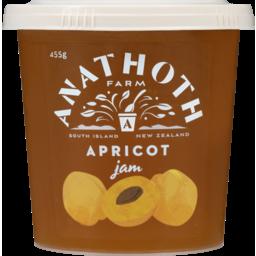 Photo of Anathoth Farm Jam Apricot 455g