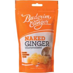 Photo of Naked Ginger Uncrystallised 200gm