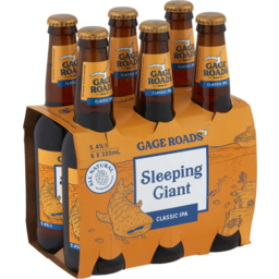 Photo of Gage Roads Sleeping Giant IPA Stubbies
