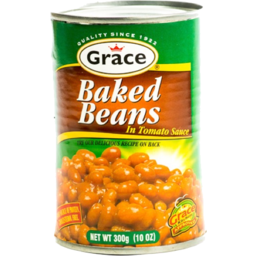 Photo of Grace Baked Beans
