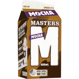 Photo of Masters Mocha Milk 600ml