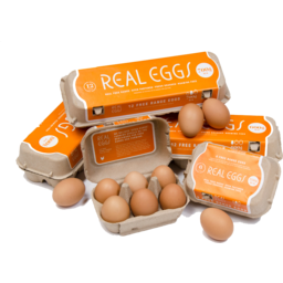 Photo of Honest Eggs Co Free Range Dozen 500gm