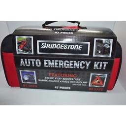 Photo of Bridgestone Auto Emergency Kit