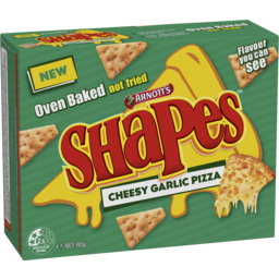 Photo of Arn Shapes Chse Garlic Pizza 165gm