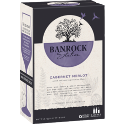 Photo of Banrock Station Cask Cabernet Merlot