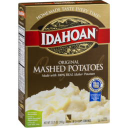 Photo of Idahoan Instant Mashed Potatoes