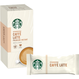 Photo of Starbucks Instant Coffee Latte Mix 5 Pack 70g