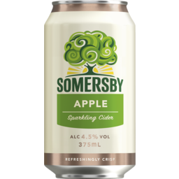Photo of Somersby Apple Cider Can
