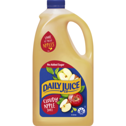Photo of The Daily Juice Company Apple Juice 2l