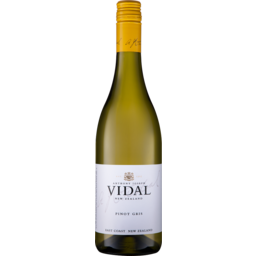 Photo of Vidal Estate Pinot Gris