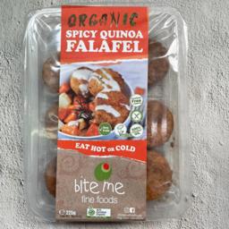Photo of Bite Me Spicy Quinoa Falafel 225g