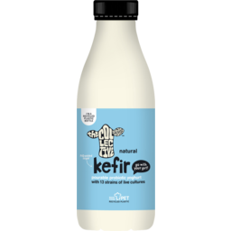 Photo of The Collective Probiotic Kefir Pourable Yoghurt Natural 700g