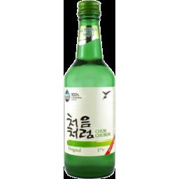 Photo of Chum Churum Soju Bottles