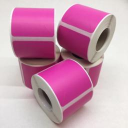Photo of Printer, Markdown Labels, Pink, for B-EP2DL/QLn220/ZQ610 (Carton 50xRolls)