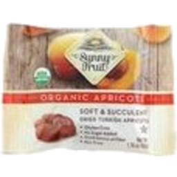 Photo of S/Fruit Org Apricots 50g