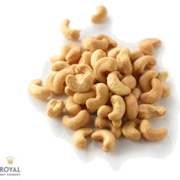 Photo of Royal Nut Co Cashew Roasted Salted 250g
