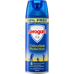Photo of Aerogard Odourless Insect Repellent 300g