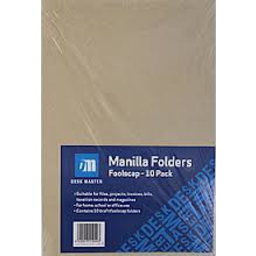 Photo of Manilla Folder Fc 10's