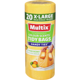 Photo of Multix Col Jumbo K/Tidy Asstd 20's
