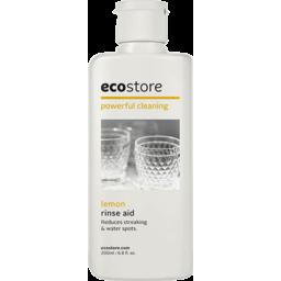 Photo of Eco Store Rinse Aid - Lemon