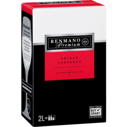 Photo of Renmano Premium Shiraz Cabernet Cask