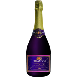 Photo of Chamdor Sparkling Red Grape