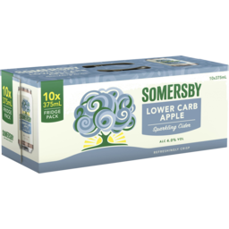 Photo of Somersby Lower Carb Cider Cans