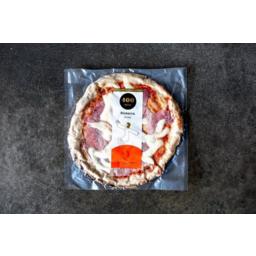 Photo of 400 Gradi Romana Ham & Cheese Pizza 450g