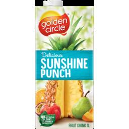 Photo of Golden Circle® Sunshine Punch Fruit Drink 1l