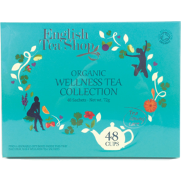 Photo of English Tea Shop - Wellness Collection Tin - 54g