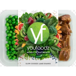 Photo of Youfoodz Slow Cooked Lamb Shanks 310g