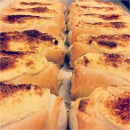 Photo of Let Them Eat - Cauliflower Cheese Parcel
