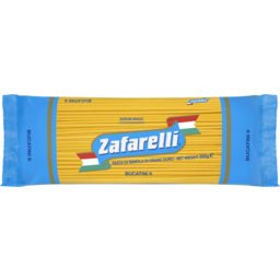 Photo of Zafarelli No 6 Bucatini 500g