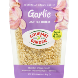 Photo of Gourmet Garden Garlic Lightly Dried 10g