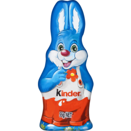 Photo of Kinder Easter Bunny 55gm