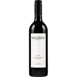 Photo of Mills Reef Merlot Cabernet 750ml