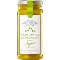 Photo of B/Berg Gr Tom & Jal Relish 265g