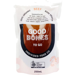 Photo of Undivided Food Co. Bone Broth - Good Bones (Beef)