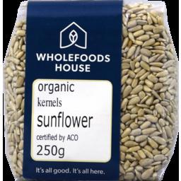 Photo of Wholefoods House Sunflower Kernels Org 250g