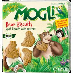 Photo of Mogli Biscuit Spelt Bear Org 125gm