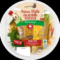 Photo of Community Co Asian Style Salad Bowl 250g