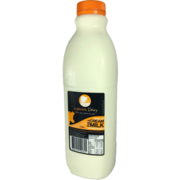 Photo of Inglenook Dairy Full Cream Unhomogenised Milk 1lt