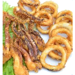 Photo of Pacific Gourmet Squid Rings & Tentacles Herb & Garlic 1kg