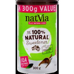 Photo of Natvia Powder Canister 300g